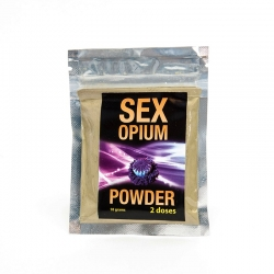 Libido Sex Opium Powder € 14,50 | Next Level Smartshop Webshop