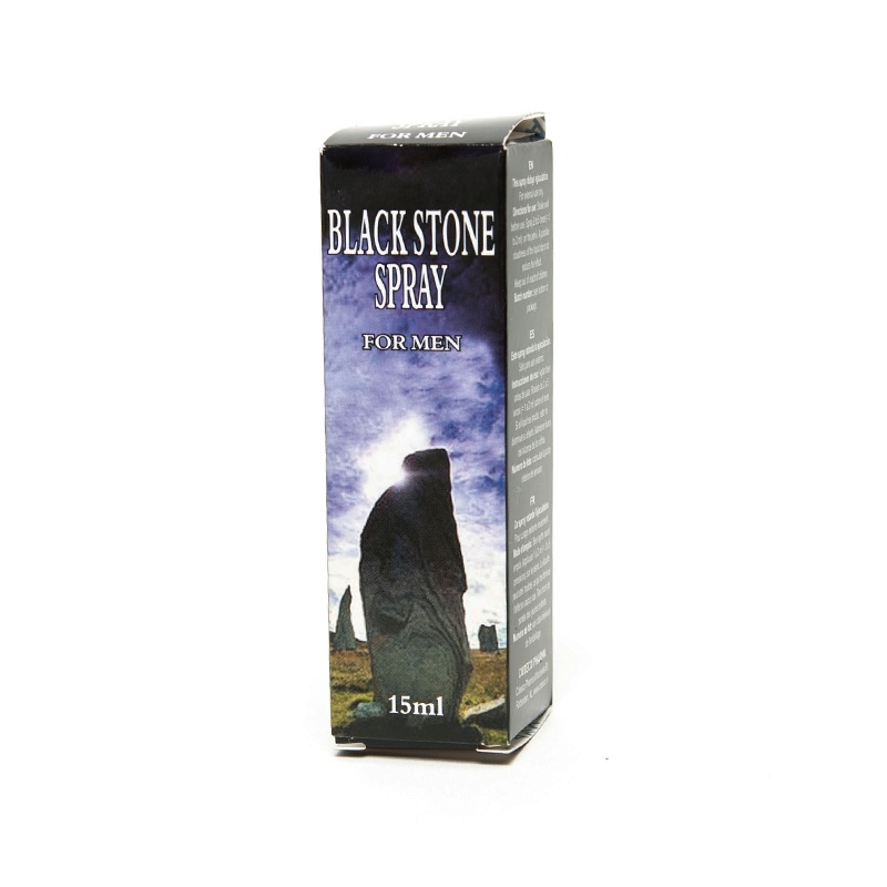 Libido Black Stone Spray / 15 ml   11,95 Next Level Smartshop Webshop