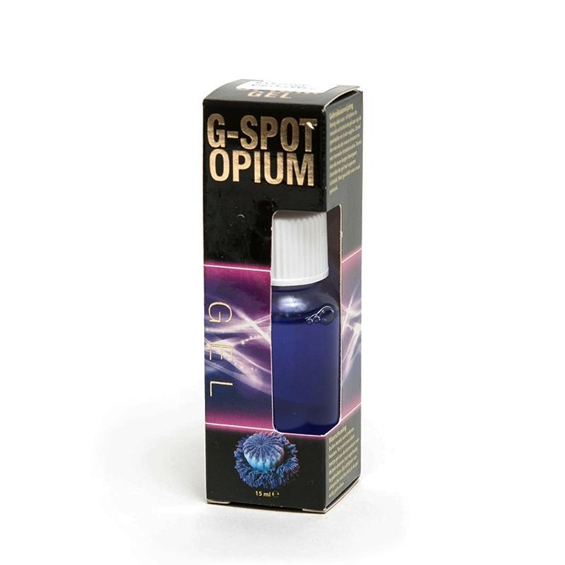 Libido G-spot opium gel € 14,50
