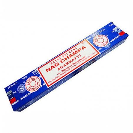 Incense Satya Nag Champa Agarbatti klassiek 15g € 2,95