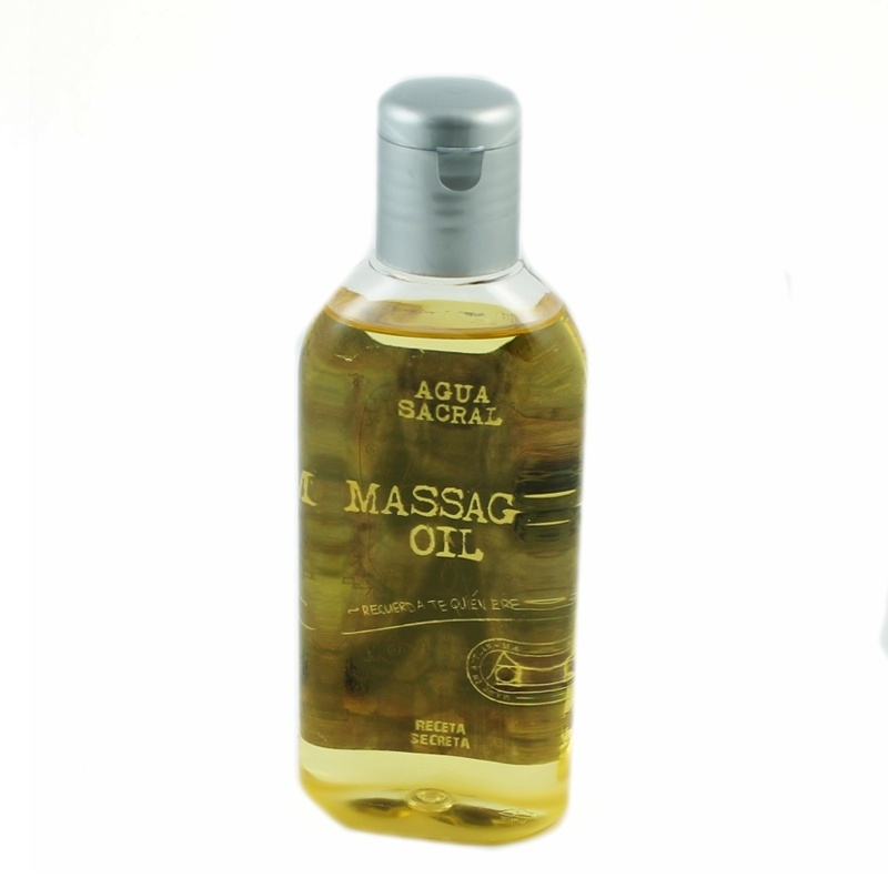 Colognes Agua Sacral Massage Olie - 150 ML  € 12,95