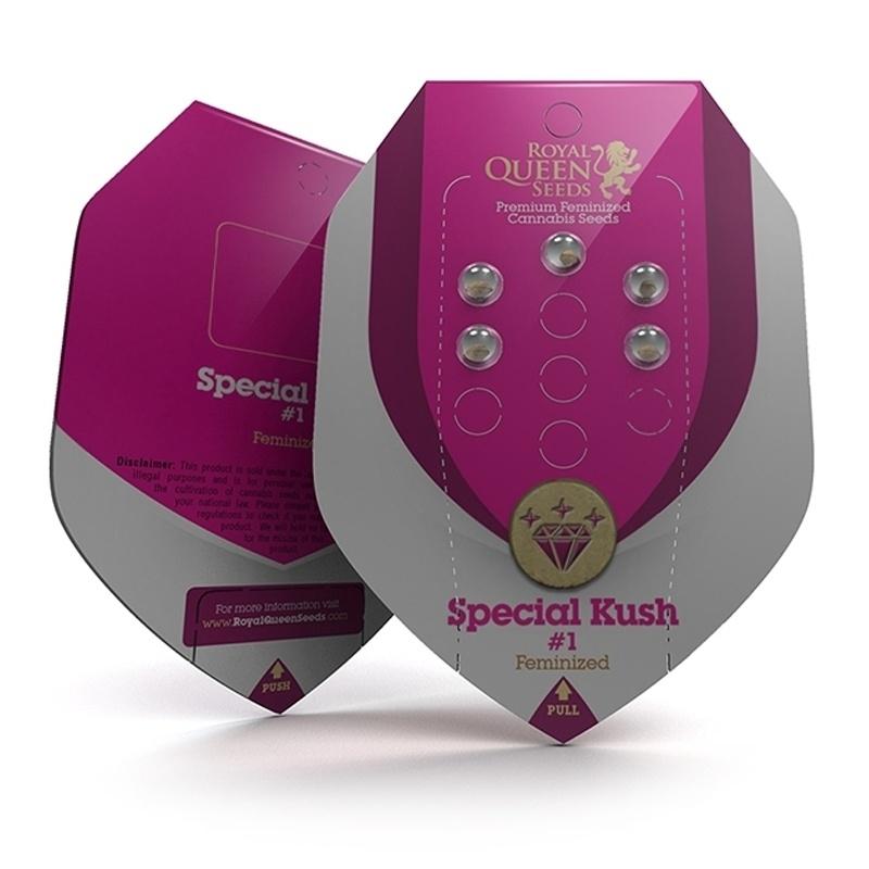 Feminized Special Kush 1     9,50 | Next Level Smartshop Webshop