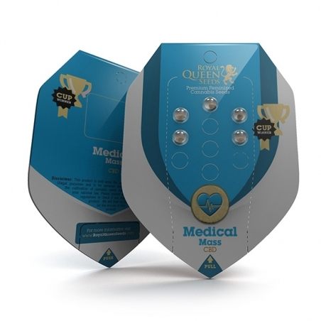 CBD Medical Mass (Royal Queen Seeds) CBD € 25,71 Next Level Smartshop Webshop
