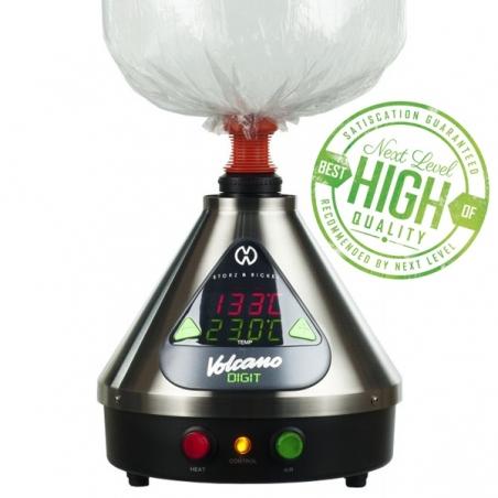Tabletop Vaporizers Volcano Digit - Solid Valve € 478,00