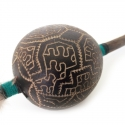 Shamanism Shipibo rattle    17,50 Next Level Smartshop Webshop