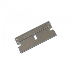 Silver razor-blade (Scheermes)
