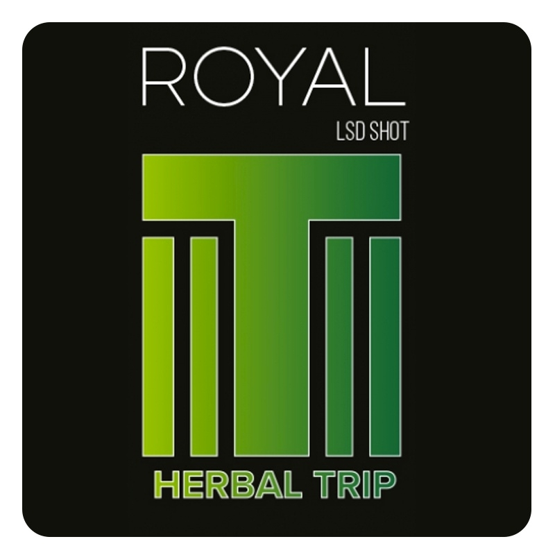 Formules Royal T (Herbal LSD) - 15 ml € 7,50