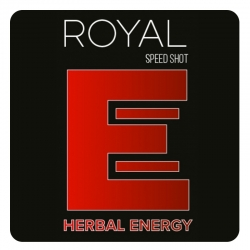 Royal E (Herbal Speed) - 15 ml