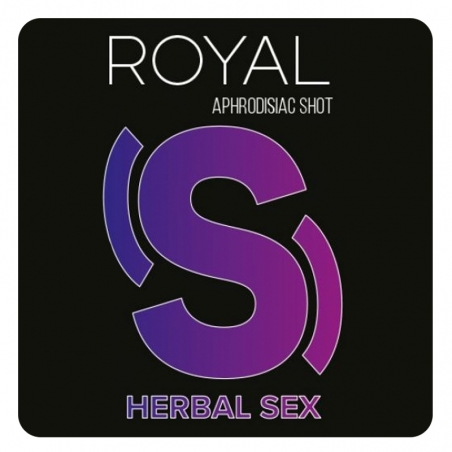 Formulas Royal S (Herbal Sex) - 15 ml   7,75 Next Level Smartshop Webshop