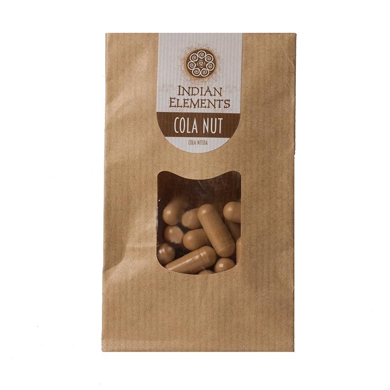 Herbs & Seeds Cola nut - 60 Capsules € 12,95