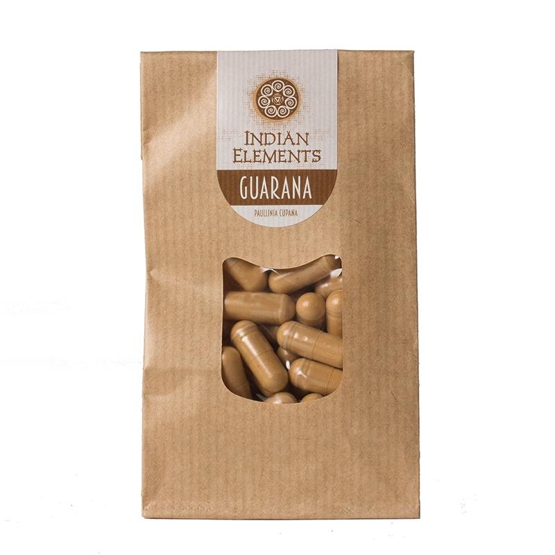 Kruiden & Zaden Guarana - 60 capsules € 12,95