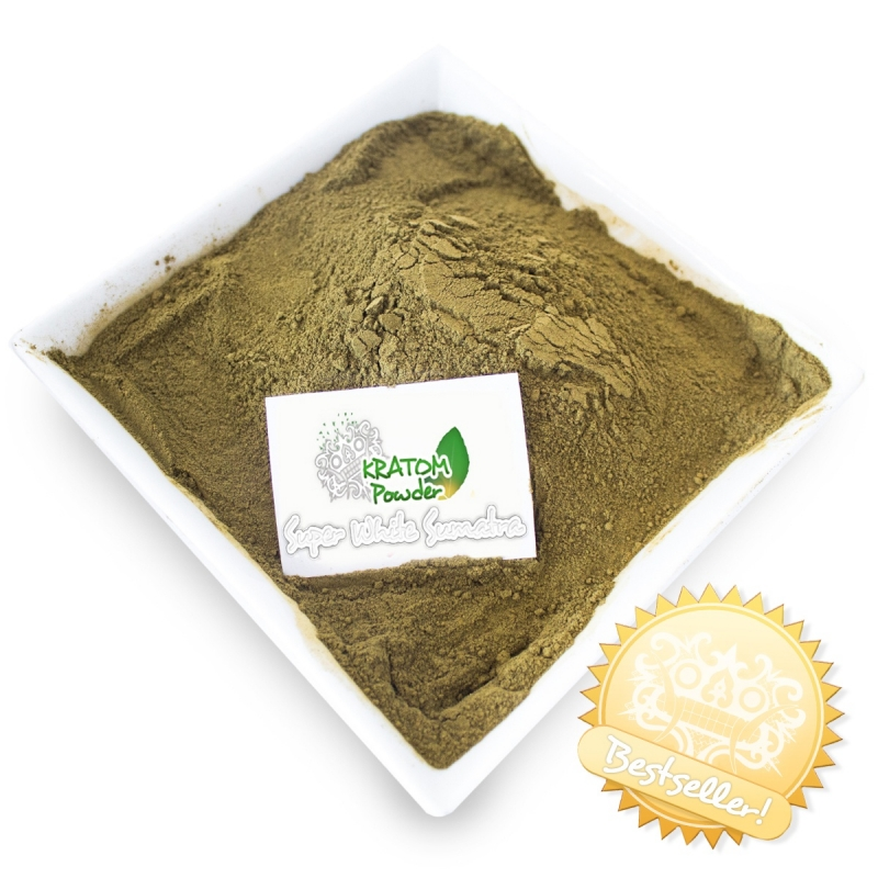 Kratom Kratom White Sumatra  € 7,95 Next Level Smartshop Webshop