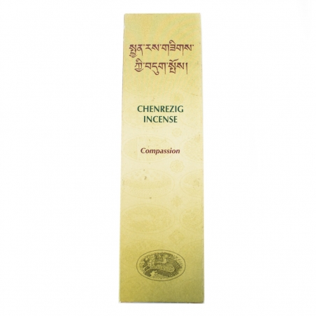 Smudge & incense Tibetaanse wierook Chenrezig - Compassion € 3,50 Next Level Smartshop Webshop