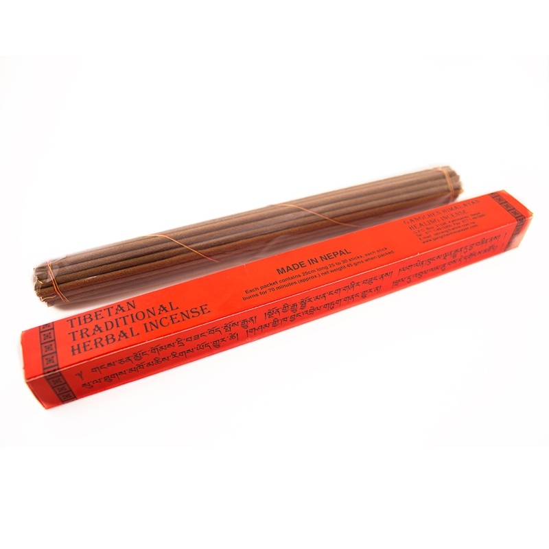 Smudge & incense Traditional Tibetan Herbs Incense   4,25 Next Level Smartshop Webshop