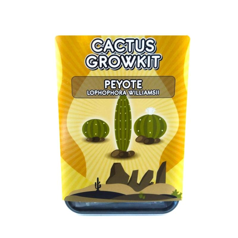 Mescaline Cactussen Peyote Grow Kit € 14,95