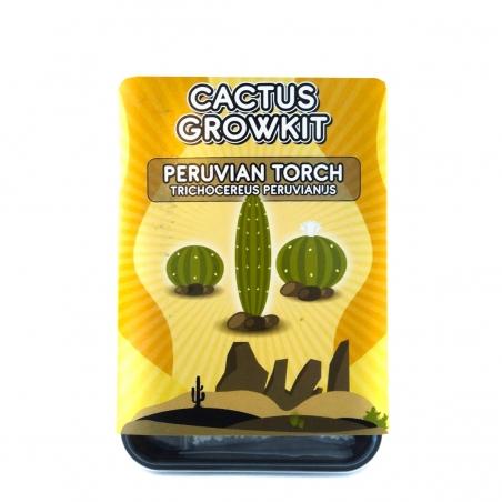 Mescaline Cactussen Peruvian Torch Grow Kit € 14,95