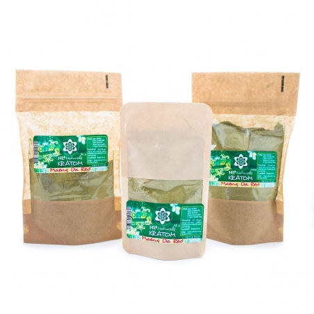 Kratom Kratom Super Maeng Da Red  € 7,95 Next Level Smartshop Webshop