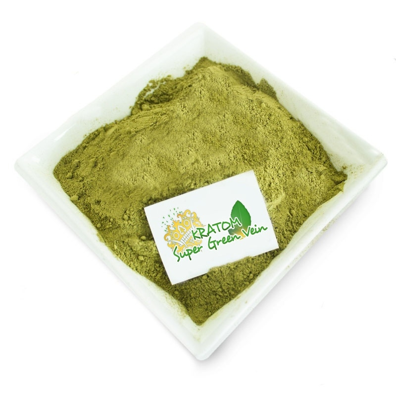 Kratom Kratom Super Green Vein  € 7,95 | Next Level Smartshop Webshop