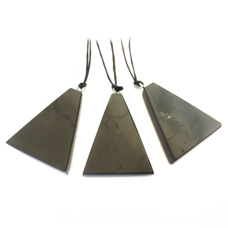 Real Shungiet Shungiet Ketting - Triangle   12,50 | Next Level Smartshop Webshop