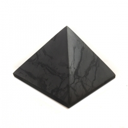 Real Shungite Shungite Pyramid - 5cm   18,95 Next Level Smartshop Webshop