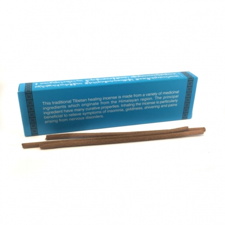 Smudge & Wierook Tibetaanse Traditionele Healing Wierook   4,50 | Next Level Smartshop Webshop