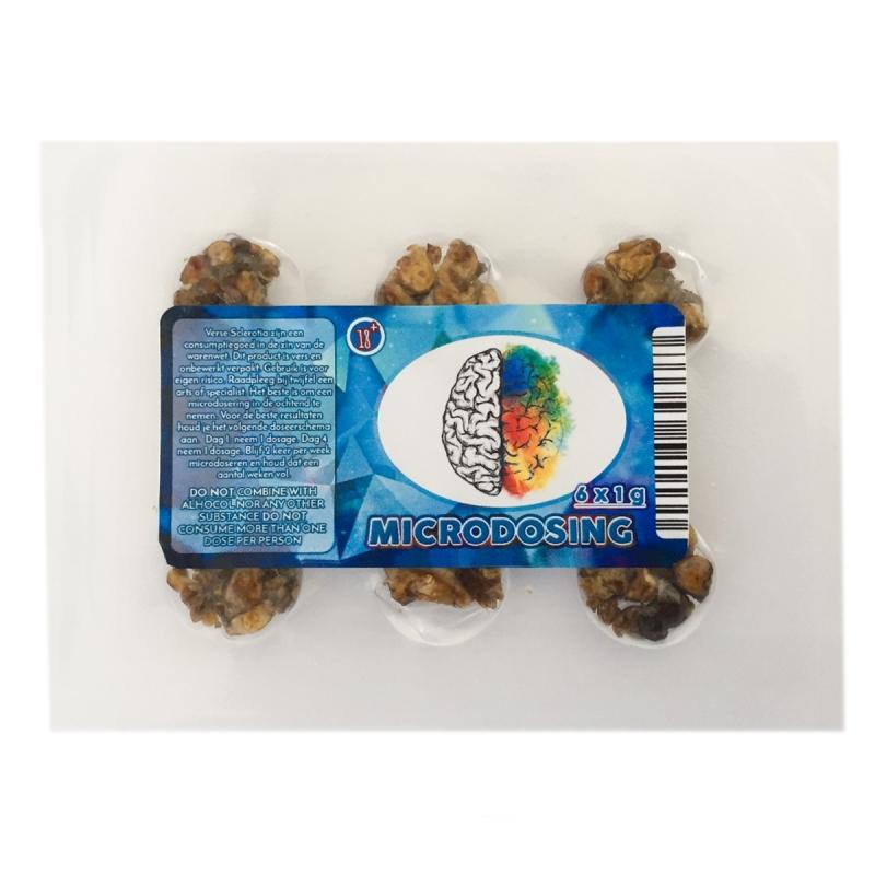 Magische Truffels Microdosing met Truffels  € 13,50 | Next Level Smartshop Webshop