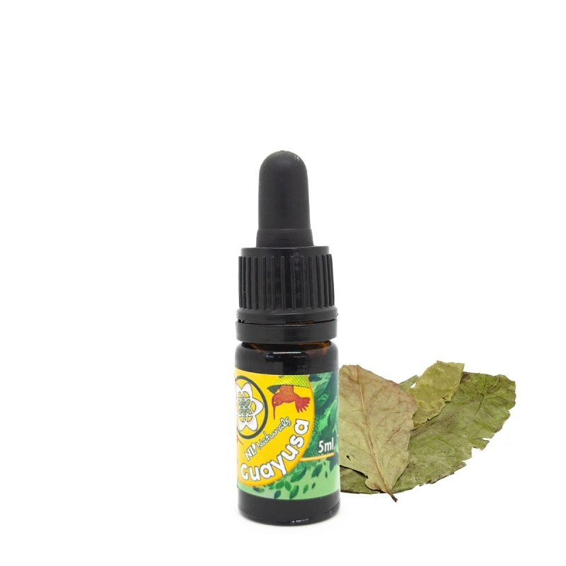 Tinctures & Extracts Guayusa Extract - 10 ml & 5 ml   14,50 Next Level Smartshop Webshop