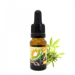 CBD Olie CBD olie Natural 10% Co2 Extract - 10ml   35,99 | Next Level Smartshop Webshop