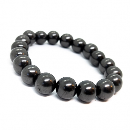 Real Shungite Shungite Bracelet - 10mm   23,50 Next Level Smartshop Webshop