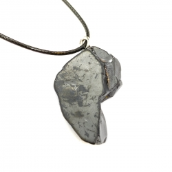 Elite Shungite Necklace - Tumbled
