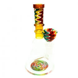 Glass Bongs Mini Glass Bong  € 17,50 Next Level Smartshop Webshop