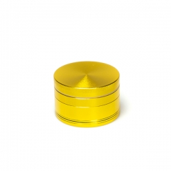 Grinder Aluminum Gold 62mm...