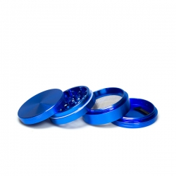 Grinder Aluminum Blue 62mm...