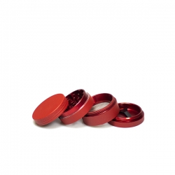 Grinder Aluminum Red 38mm |...