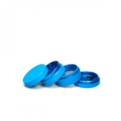 Grinder Aluminum Blue 38mm...