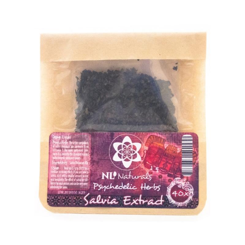 Salvia NLNaturals - Salvia 40X   16,00 Next Level Smartshop Webshop